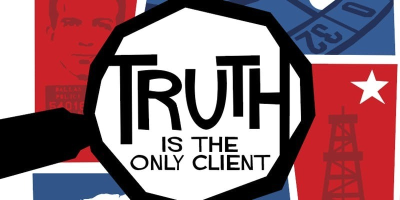 Truth is only the client